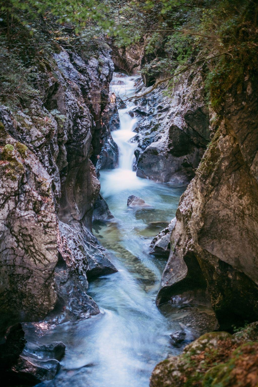 Abwechslungsreiche Wanderung zur Rettenbachklamm (c) Leitner Daniel (Tourismusverband Bad Ischl)