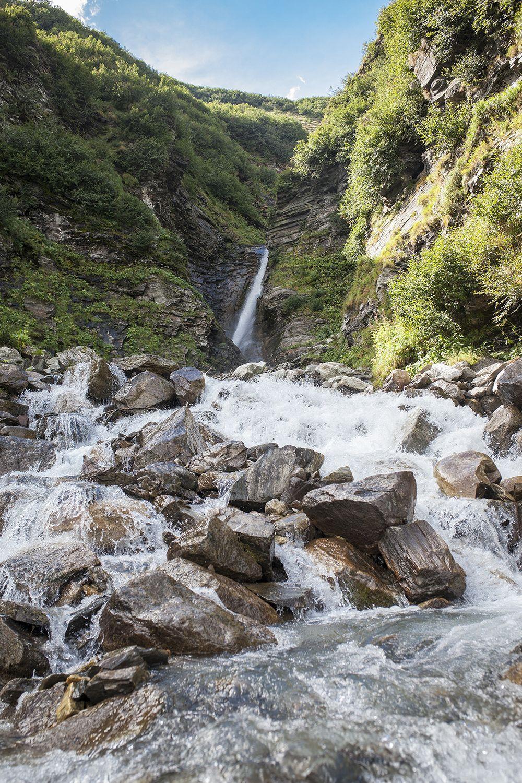Ansicht des Wasserfallrundwegs im Raurisertal (c) Florian Bachmeier (Tourismusverband Rauris)