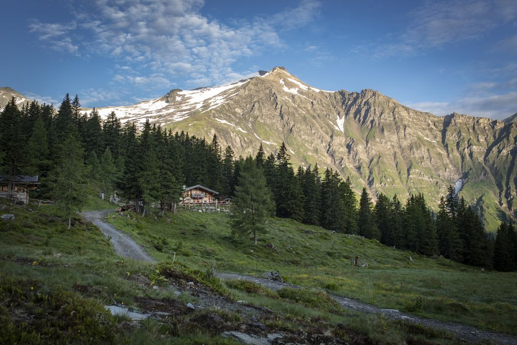 Ausblick auf den Kolm Saigurn (c) Florian Bachmeier (Tourismusverband Rauris)