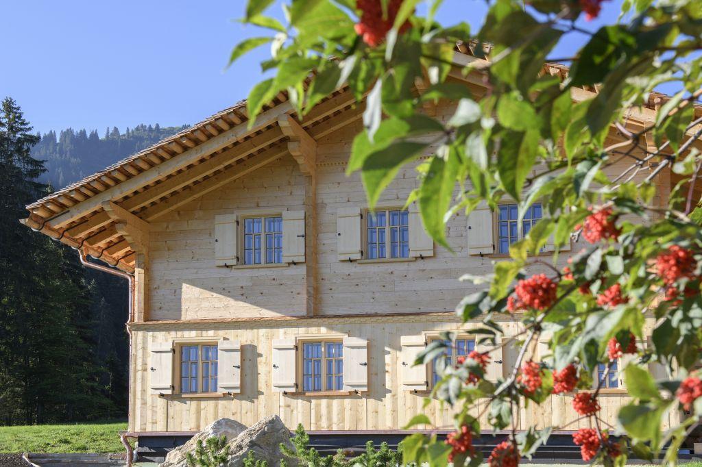 Berghaus Gauertal im Sommer (c) Patrick Säly (Montafoner Hof)