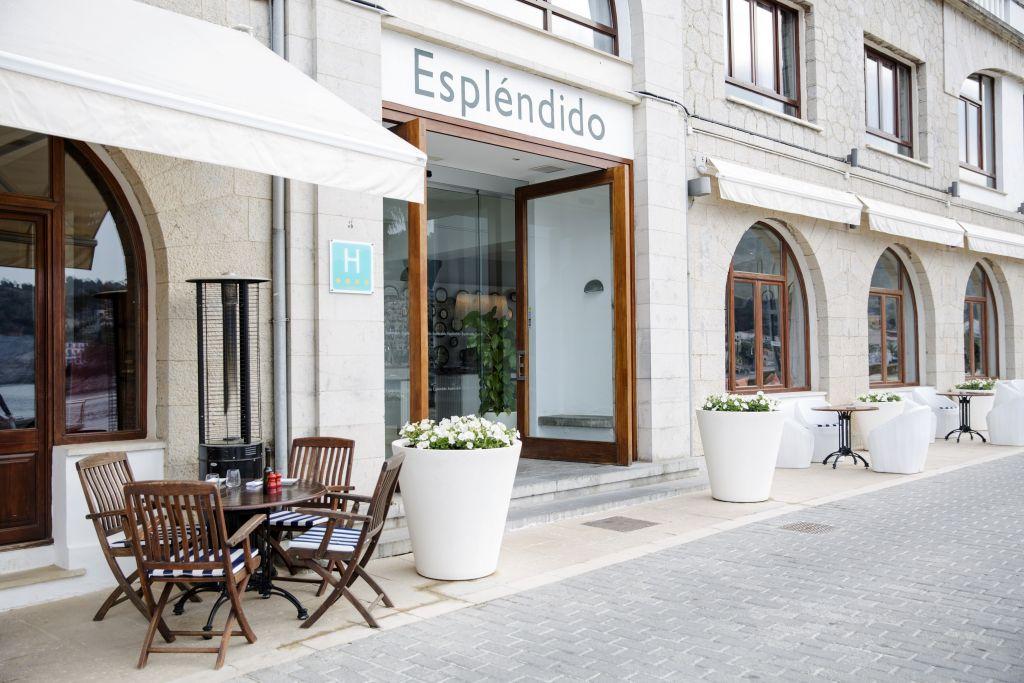 Eingangsbereich (Hotel Espléndido)