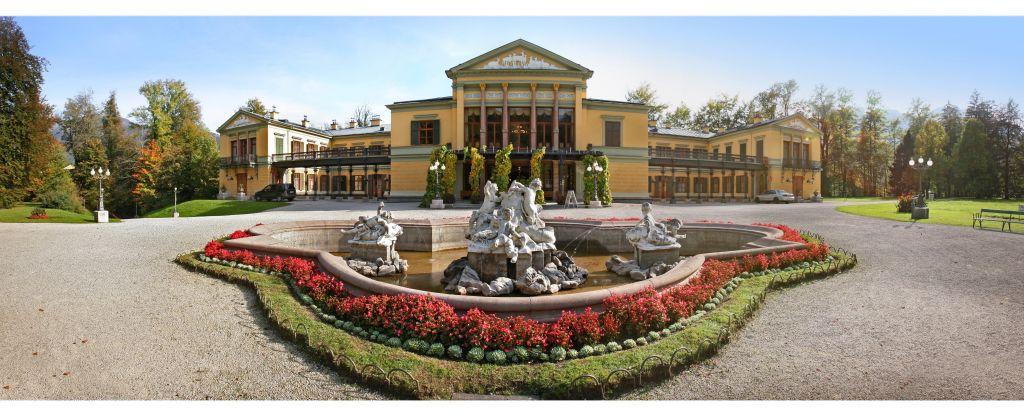 Europäische Geschichte in der Kaiservilla (c) OÖ Tourismus (Tourismusverband Bad Ischl)