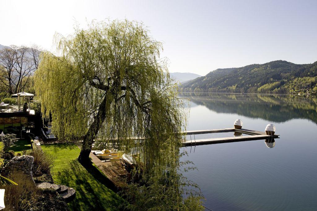 Frühlingsstimmung am See (KOLLERs Hotel)