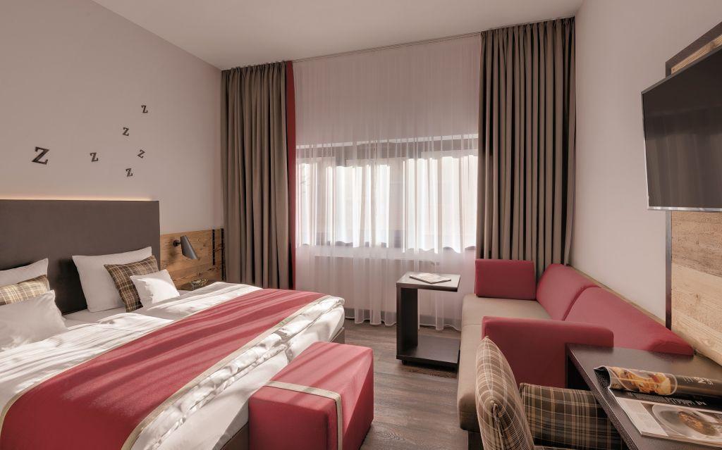 Geräumiges Wohlfühlappartement (c) Thomas Haberland (Hotel Traumschmiede und Gasthof zur alten Schmiede)