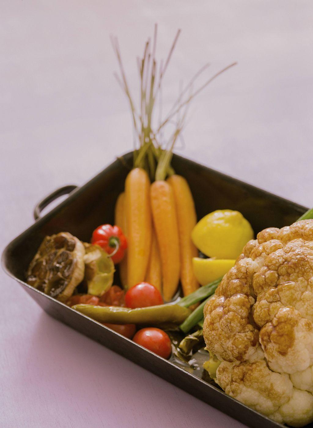 Gesundes Essen aus frischen Zutaten (c) Lisa Edi (Hotel Blü Gastein)