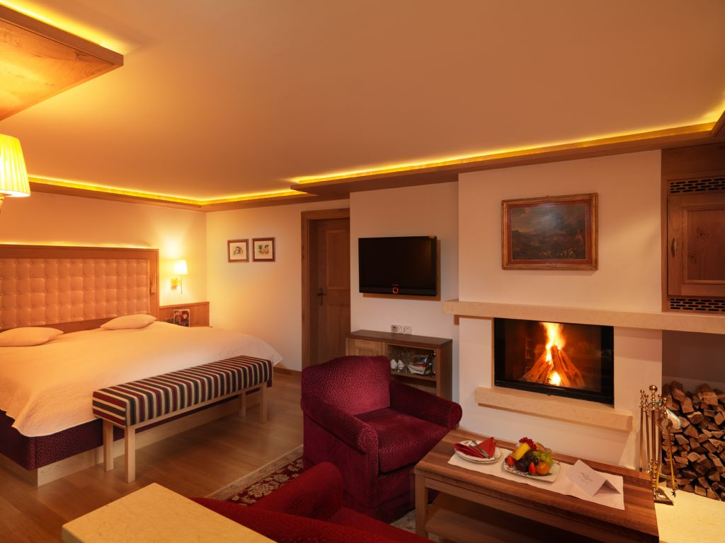 Junior Suite (Hotel Zürserhof)