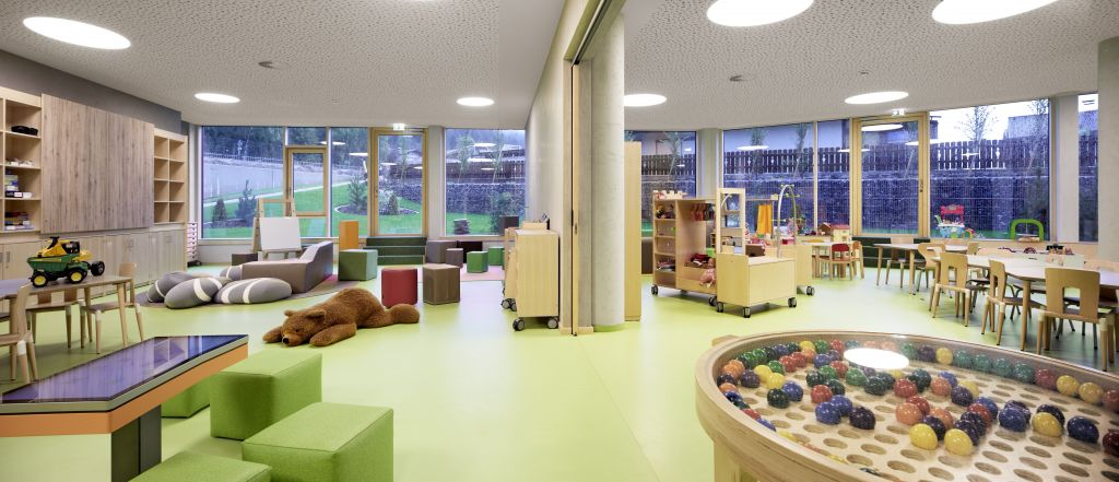 Kinder- und Babybetreuung (c) Michael Huber (Alpenrose - Familux Resort)