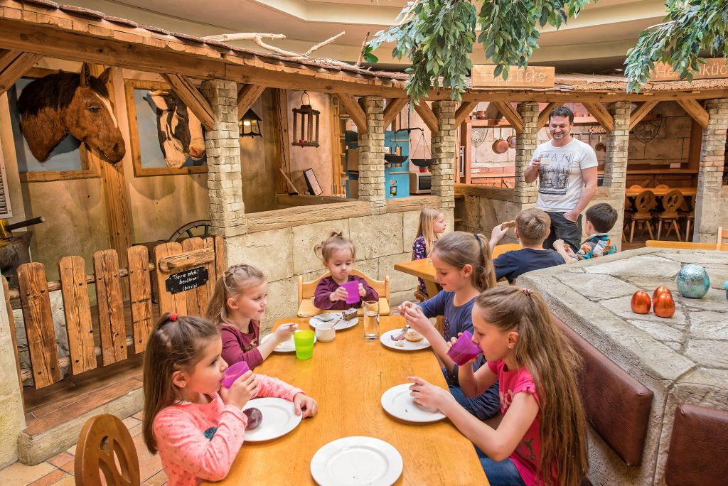 Kinderrestaurant (Leading Family Hotel & Resort Alpenrose)