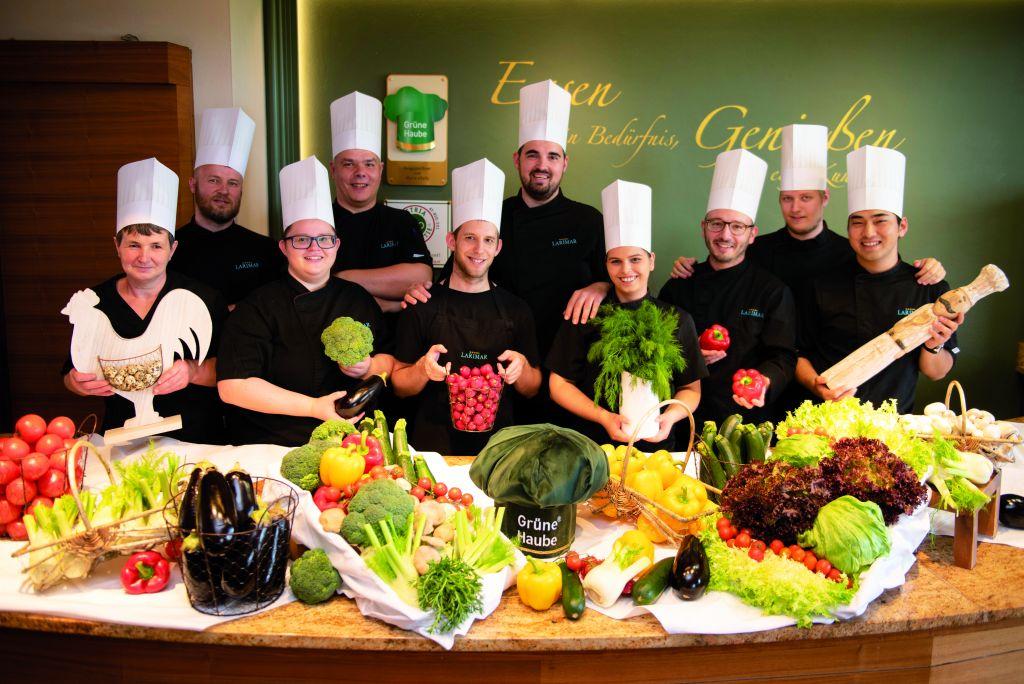 Küchen Team des Hotel und Spa Larimar (c) Bernhard Bergmann