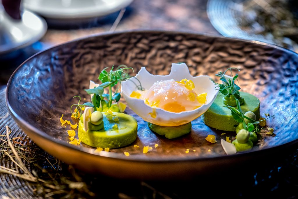 Kulinarische Genüsse (c) Peter Kuehnl (PURADIES Hotel & Chalets)