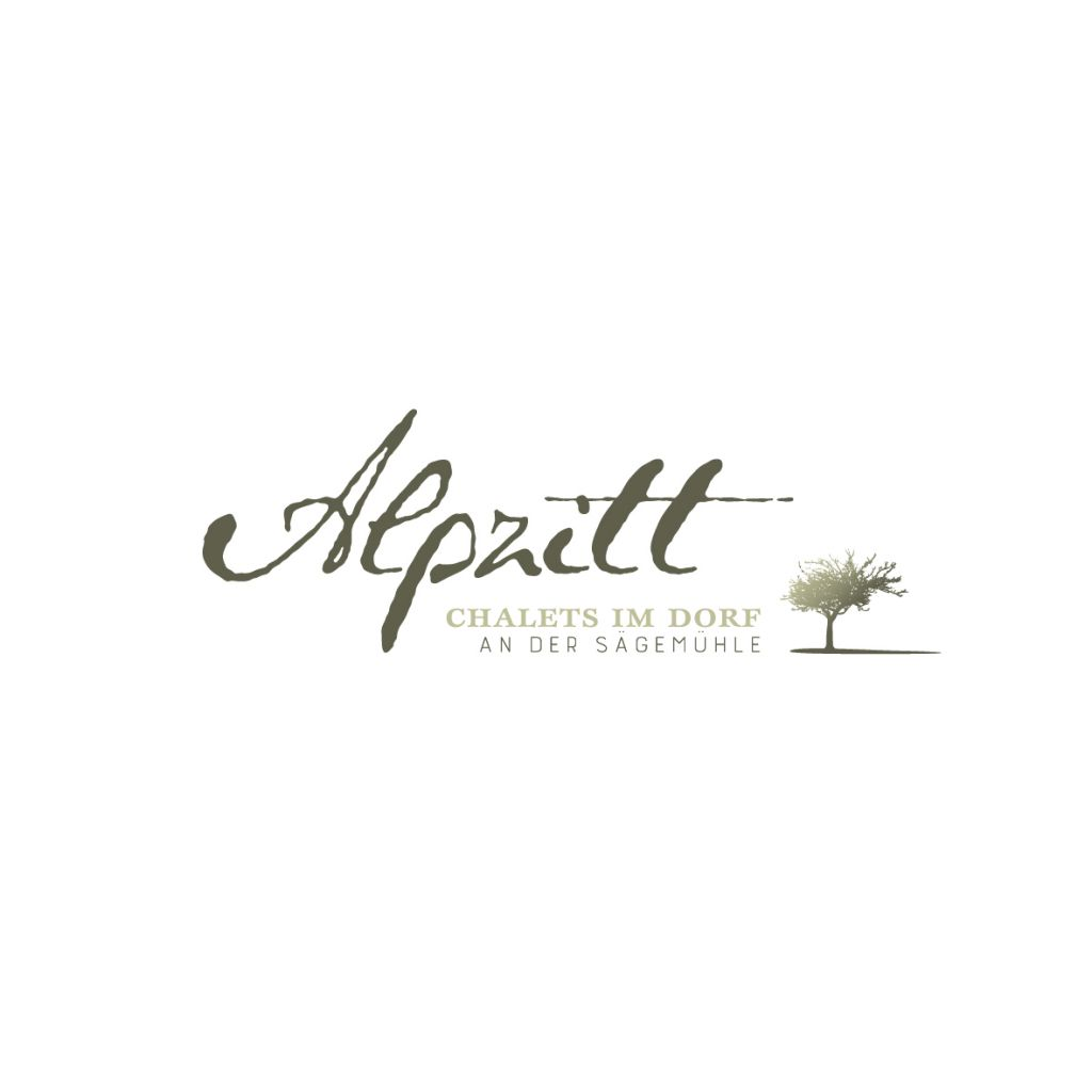 Logo (Alpzitt Chalets)