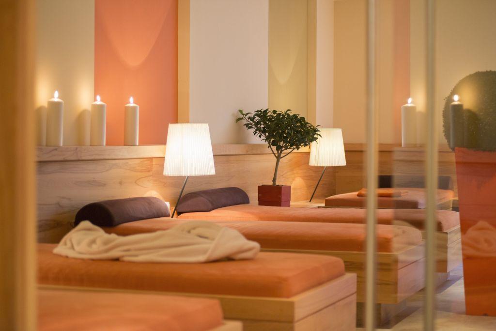 Ruheraum zum Entspannen (IMPULS HOTEL TIROL)