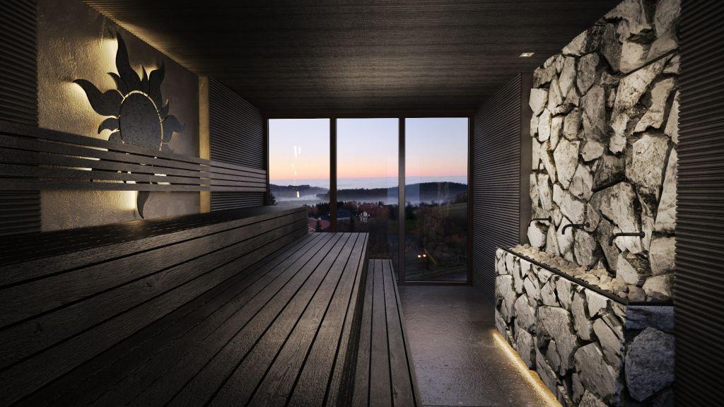Sauna-Hütte mit traumhaftem Ausblick auf Bergpanorama (Angerhof)
