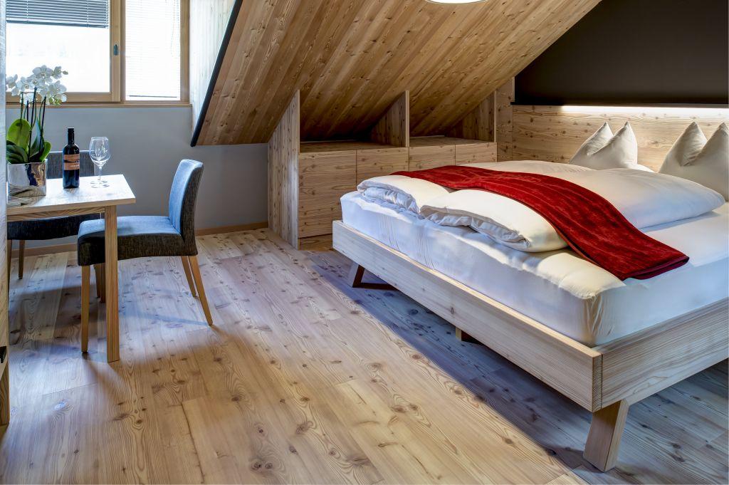 Seespitz Schlafzimmer (Alpengasthof Zollwirt)