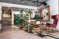 Sitzbereich an der Bar (c) innenraumdesign.at (Hotel Blü Gastein)