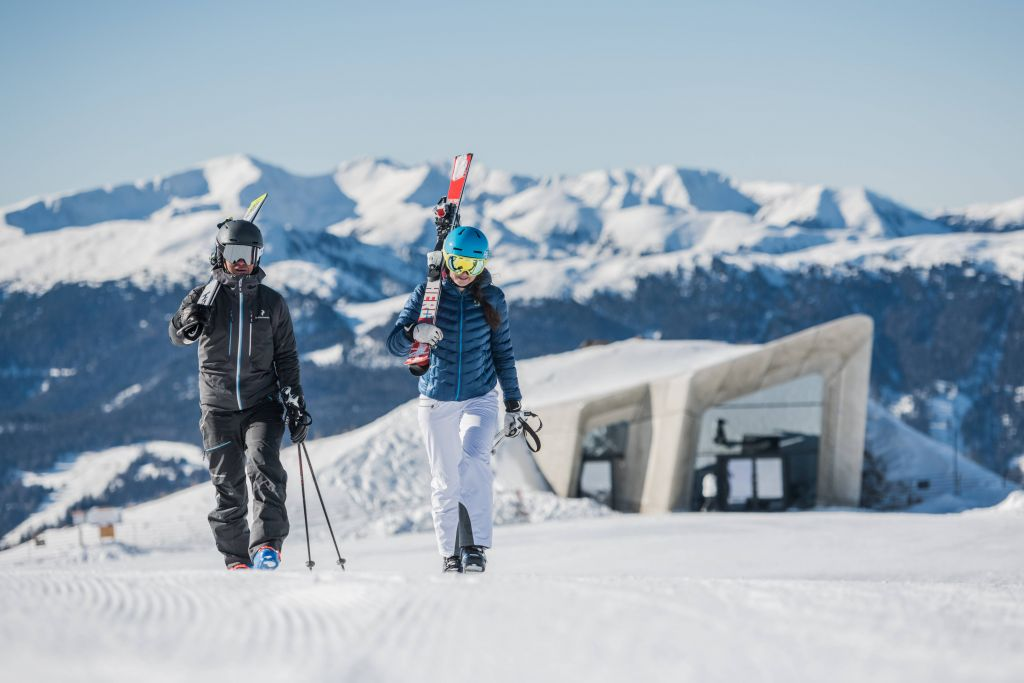 Skispaß pur in Olang (c) Harald Wisthaler (Olang)