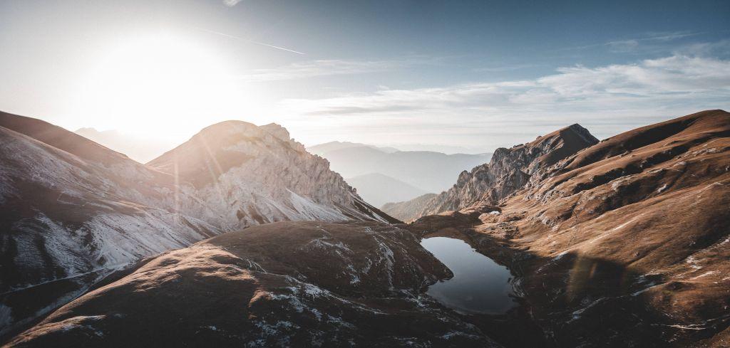 Traumhafte Berglandschaft in den Olanger Bergen (c) Manuel Kottersteger (Olang)