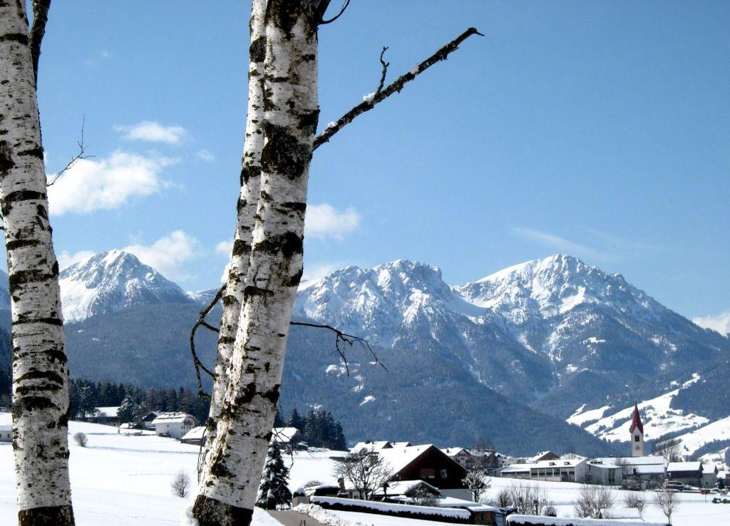 Winter Landschaft Olang © Barbara Schuster