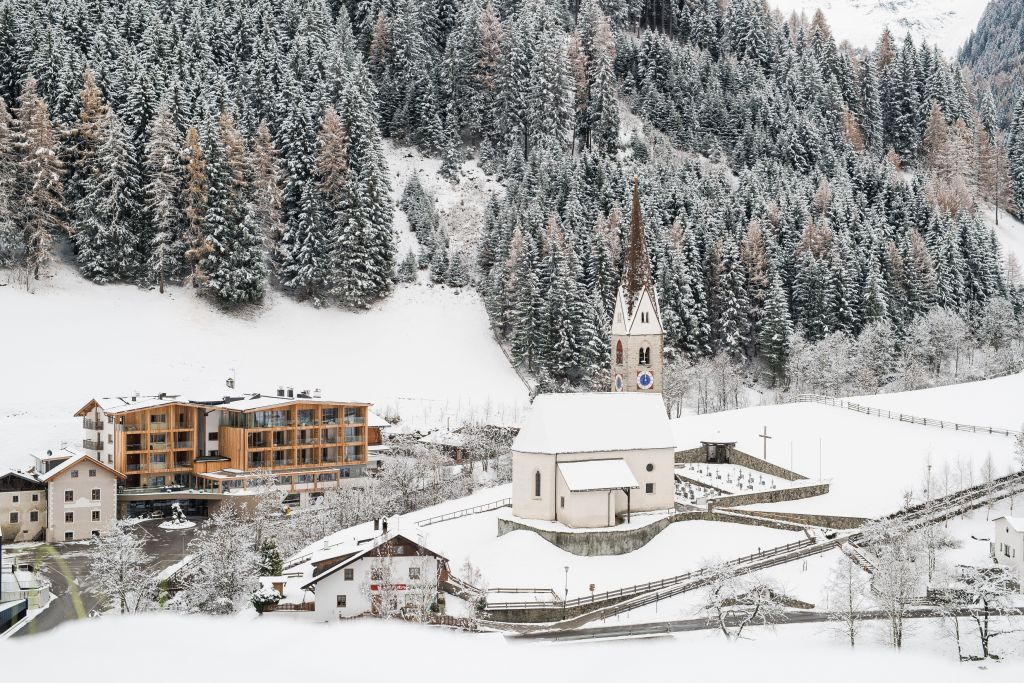 Wintertraum beim Naturhotel Rainer (Naturhotel Rainer)