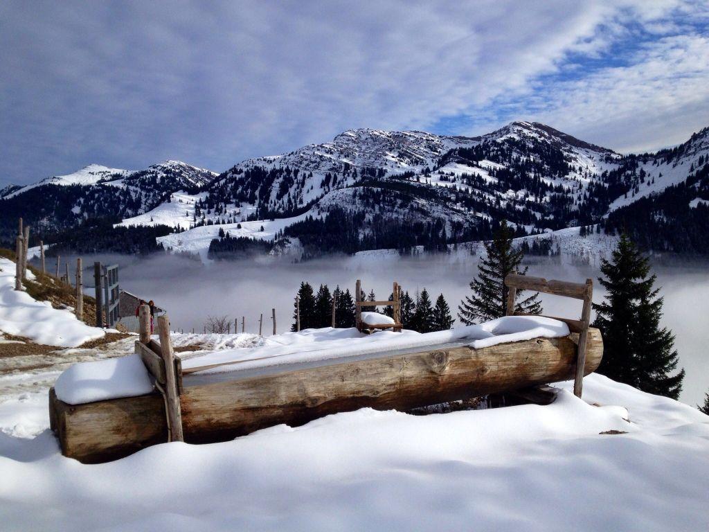 Winterwunderland (Hotel Concordia)