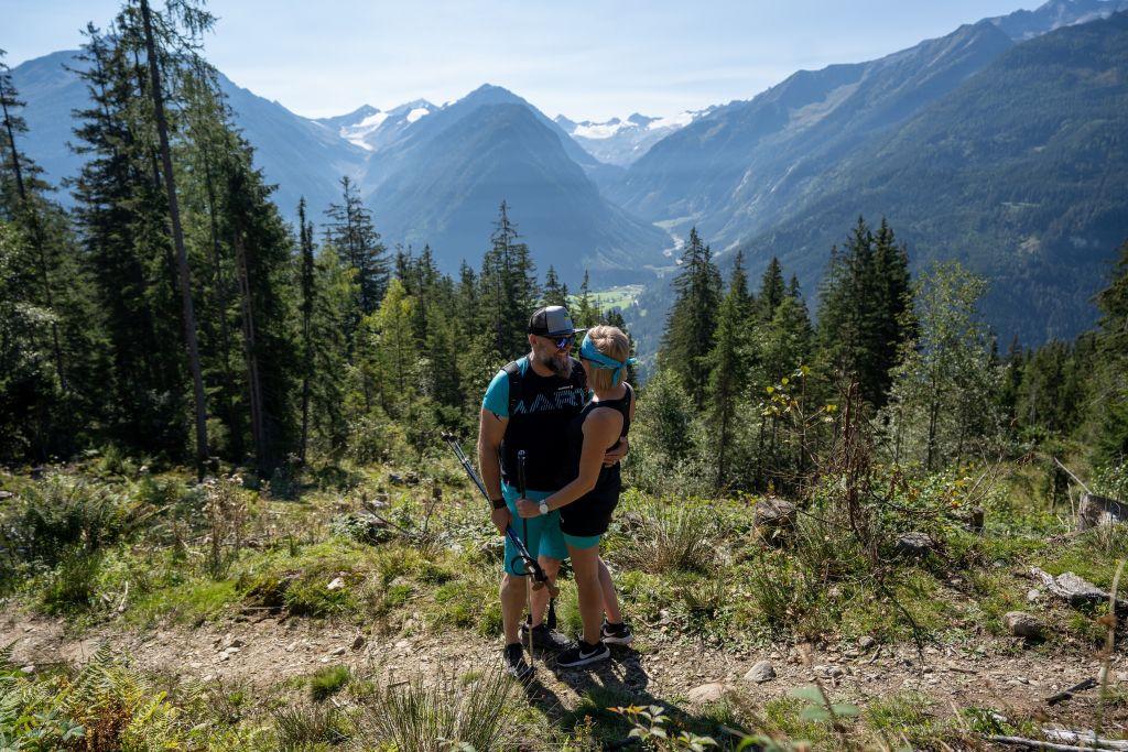 Zweisamkeit in den Bergen genießen (Wildkogel - Arena Neukirchen & Bramberg)