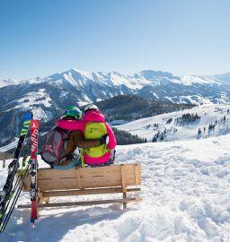 Ausblick Skigebiet (c) TVB Rauris Fotograf Michael Gruber (Raurisertal)