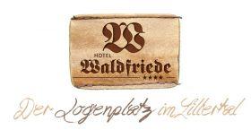 Logo des Hotel Waldfriede