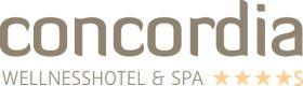 Logo Concordia (c) Beate Sommer (Concordia Wellnesshotel & Spa)