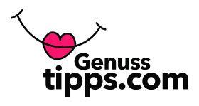 Logo von Genusstipps.com (Schenkenfelder Kommunikation)