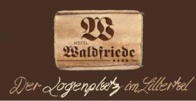 Logo von Hotel Waldfriede