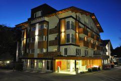 Abendstimmung mit IMPULS HOTEL Tirol