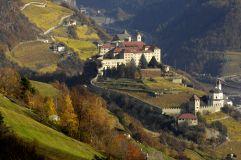 'Akropolis Tirols' Kloster Säben oberhalb v. Klausen ©Helmuth Rier (Tourismusverein Klausen, Barbian, Feldthurns und Villanders)