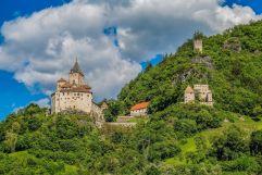 Alte Burg im Sommer - (c) Wolfgang Gafriller (Tourismusverein Klausen)