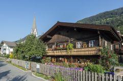 Altes Bauernhaus in Neukirchen