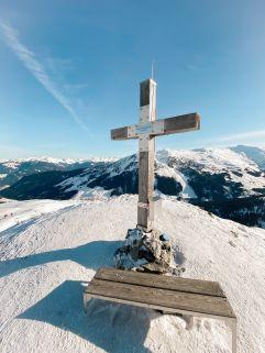 Am Fuße des Hintertuxer Gletschers (Alpinhotel Berghaus)