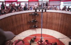 Atemberaubende Stunts beim Club of Newchurch Rennen  (c) Wildkogel -Arena Neukirchen & Bramberg