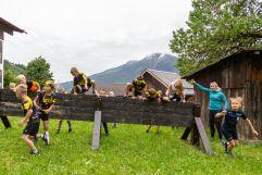 Auch Kinder haben Spaß beim Predator Race (c) Wildkogel Arena Neukirchen & Bramberg