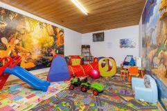 Auch Kinder kommen auf ihre Kosten im Rupertihof (Ruperti Hotels)