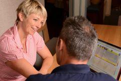 Auch Vitality-Checks werden im Hotel angeboten  (c) Paul Clemens (Genuss & Aktivhotel Sonnenburg - Kleinwalsertalhotels)