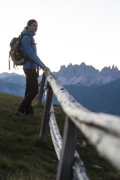 Auf den Almen der südlichen Eisacktaler Dolomiten ©Helmuth Rier (Tourismusverein Klausen, Barbian, Feldthurns und Villanders)