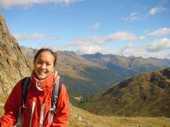 Aufstieg aufs Pfanhorn im Sommer (Alpengasthof Zollwirt)