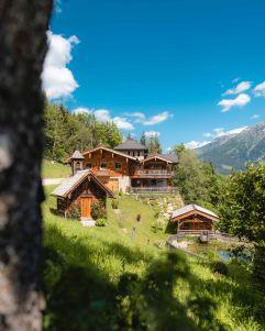 Ausblick auf den tollen Naturbadeteich (c) Daniel Kogler (Naturdorf Oberkühnreit)