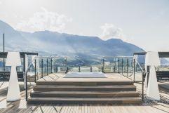 Ausblick vom Whirlpool (c) Tiberio Sorvillo (Hotel Golserhof)