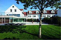 Aussenansicht des Hotels Nationalpark GmbH