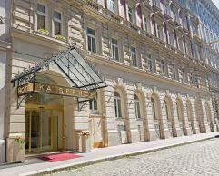 Außenansicht (Hotel KAISERHOF Wien)