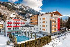 Außenansicht IMPULS HOTEL TIROL im Winter (c) Foto Atelier Wolkersdorfer (IMPULS HOTEL TIROL)