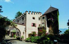Außenansicht Schloss Plars (winzerhotels)