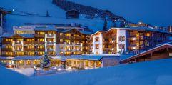Außenansicht vom Klausnerhof im Winter (Hotel Klausnerhof)