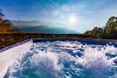 Aussenwhirlpool (Salzburg Chalet)Aussenwhirlpool (Salzburg Chalet)