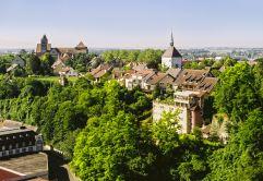 Aussicht vom Kapuzinergarten (winzerhotels)
